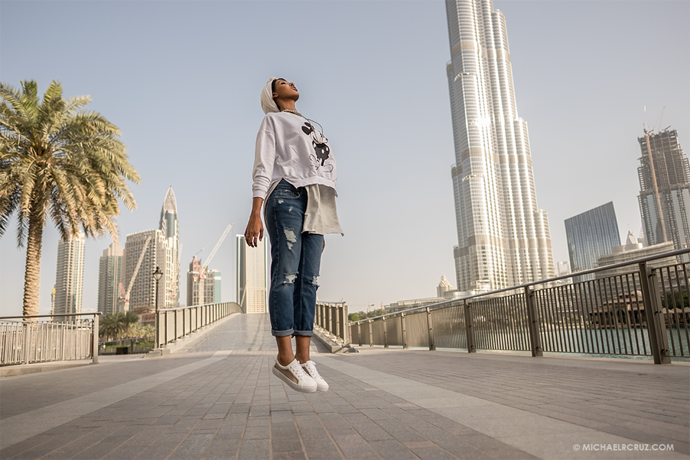 Michael R. Cruz Dubai Photographer