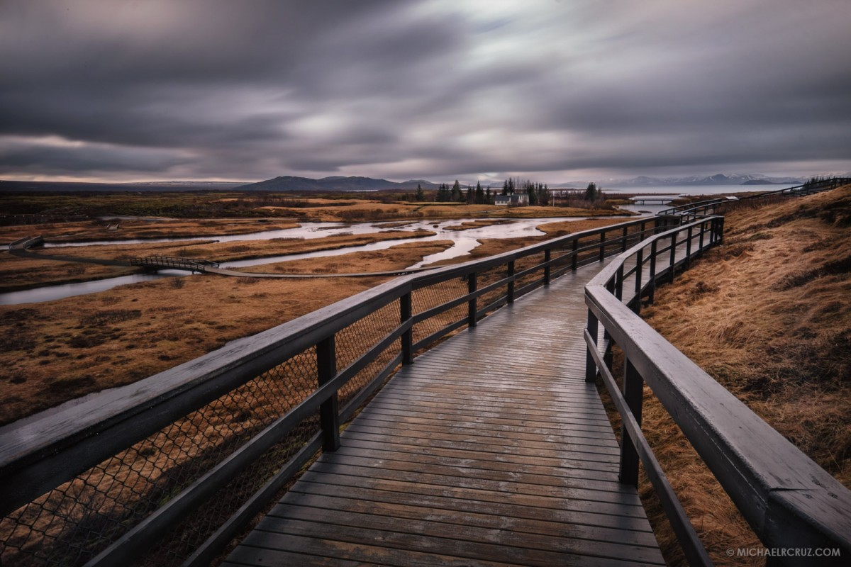 Michael R. Cruz Dubai Photographer Iceland Þingvellir how to travel from Dubai to Iceland