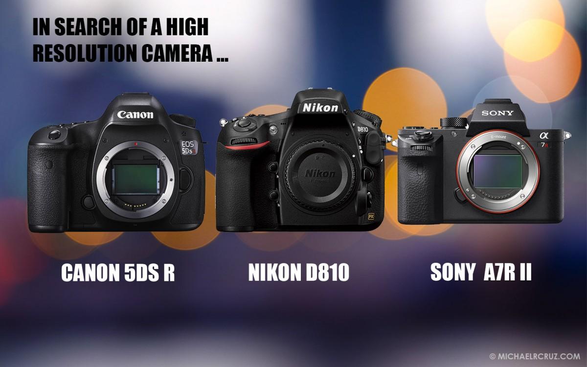Michael R. Cruz Dubai Photographer Nikon D810 Canon 5DSR Sony A7R II