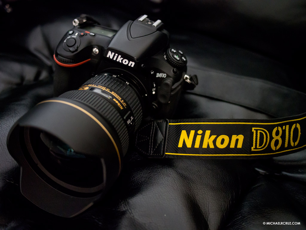 Nikon D810 Michael R. Cruz Dubai Photographer